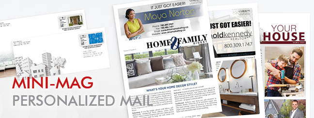 Mini-Mag - Personalized Mail