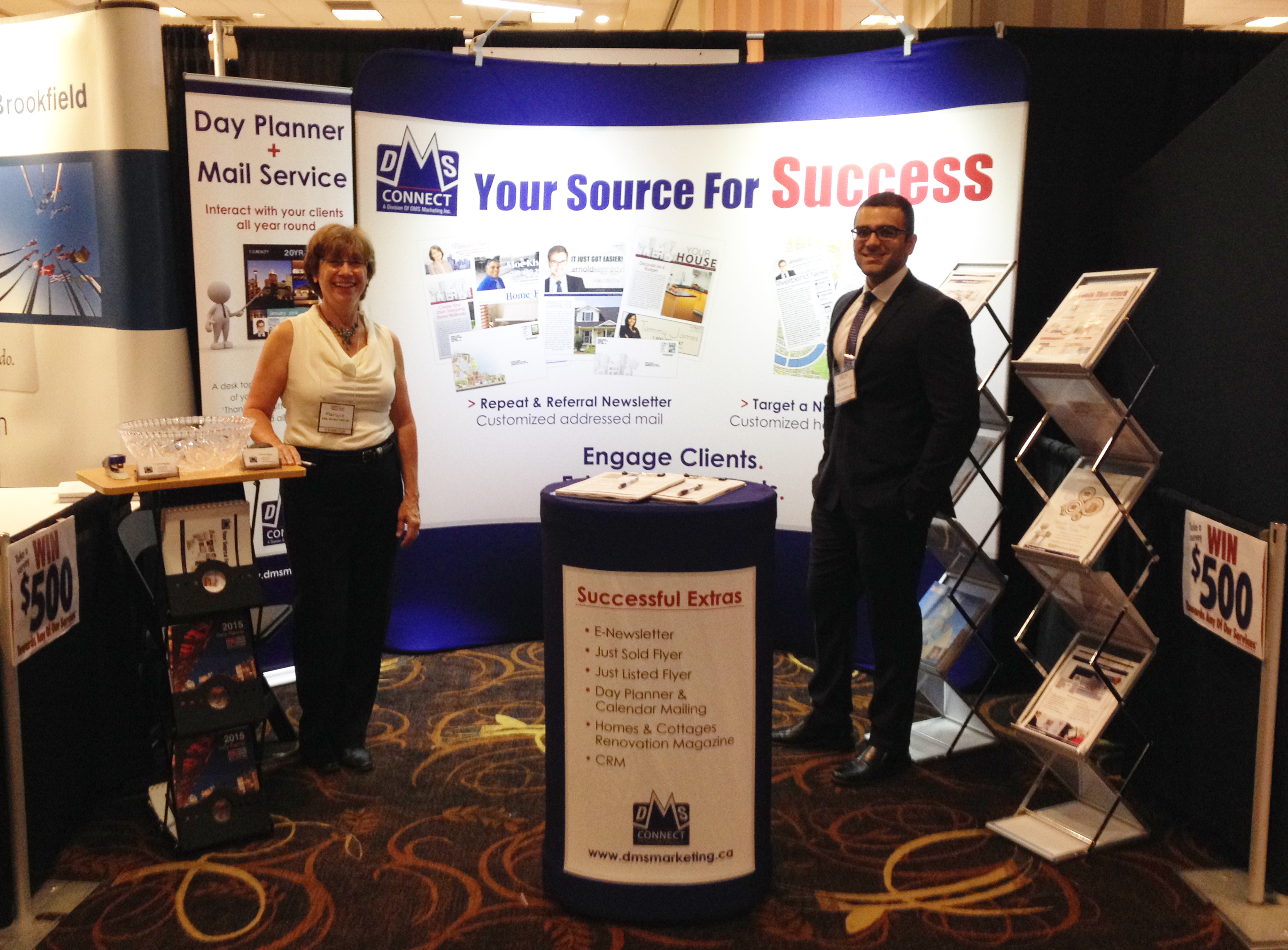 DMS at Royal LePage National Conference in Toronto