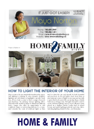 Home & Family Digest Sample