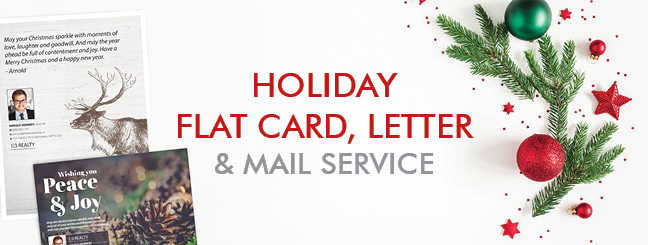 Flat Cards and Letters