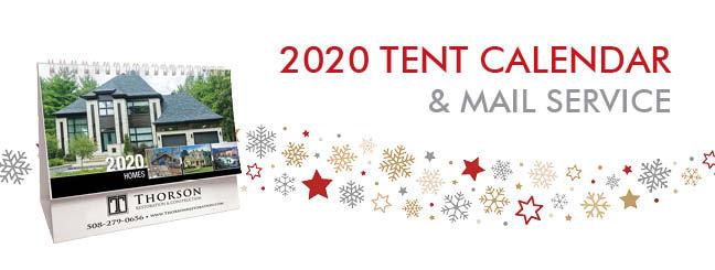 2020 Tent Calendars